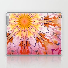 The Four Elements: Fire Laptop & iPad Skin