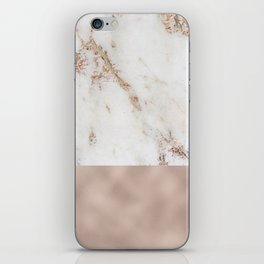 Monte Carlo marble iPhone Skin