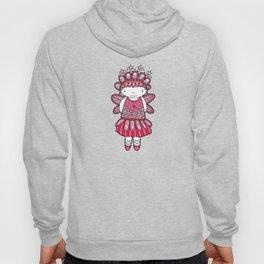 Pink Angel Hoody