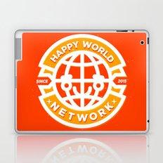 HAPPY WORLD NEWS NETWORK Laptop & iPad Skin