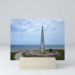 Omaha Beach 3 Mini Art Print