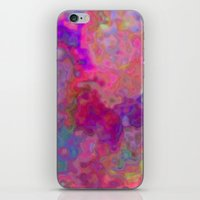 chameleon iPhone & iPod Skins featuring chameleon  by Christy Leigh
