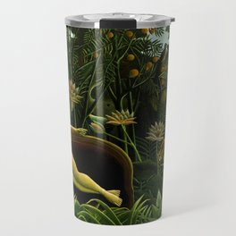 Henri Rousseau - The Dream Travel Mug
