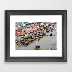 Hyderabad Framed Art Print