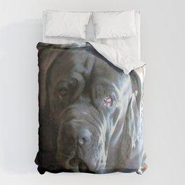 My dog Ovelix! Duvet Cover