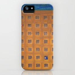 mostro 3 iPhone Case