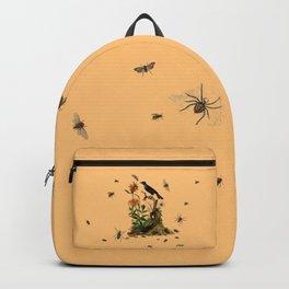 Halloween and entomology Backpack
