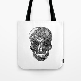 'Death of the Oceans' by Sarah King Tote Bag