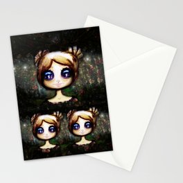 Gretel and the Witch Stationery Cards