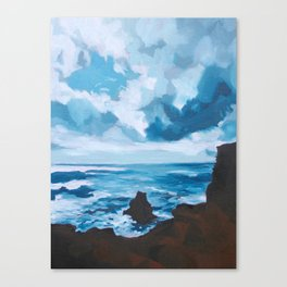 Iceland I Canvas Print