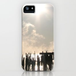 Bay Fog 2 iPhone Case