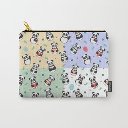 Cute pandas Pattern Carry-All Pouch