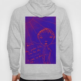 The Blue Itch Hoody