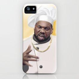 Killa Beez : The Chef iPhone Case