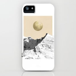 Mountain 11 iPhone Case
