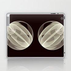 Modern Magic 3D Sphere Laptop & iPad Skin