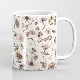 Botanical Study Coffee Mug