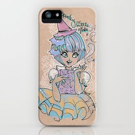 Spooky Little Cutie iPhone Case