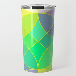 Elegant mosaic tile Travel Mug