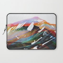 Abstract Mountains II Laptop Sleeve