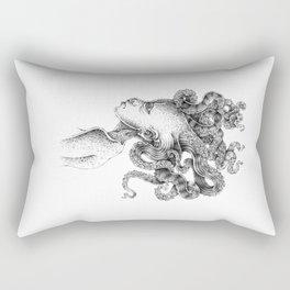 tentacle medusa Rectangular Pillow