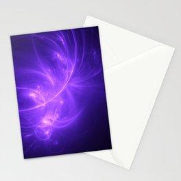 Purple Twilight Stationery Cards