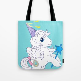 g1 my little pony Princess Tiffany Tote Bag