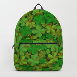 Lucky Clovers Backpack