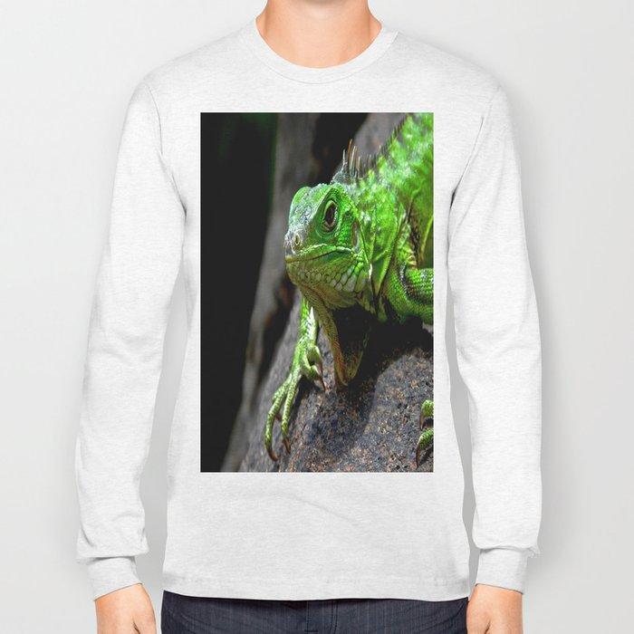 The Lizard King of Aruba Long Sleeve T-shirt