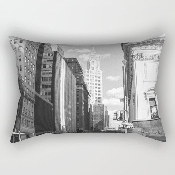 New York, New York Rectangular Pillow