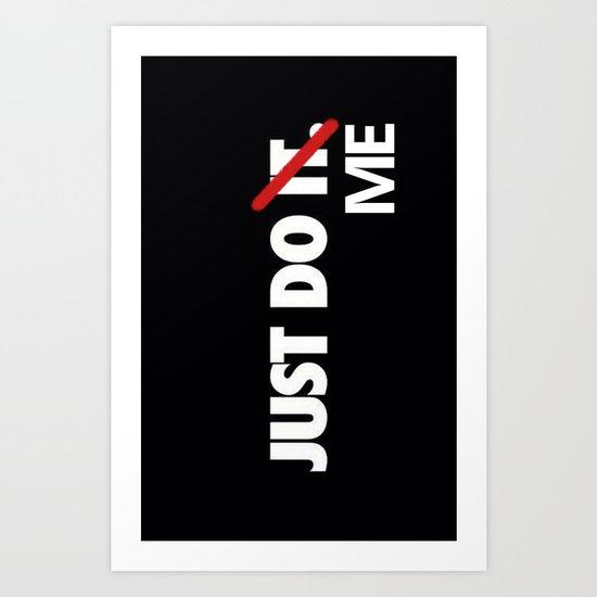 DO.ME Art Print