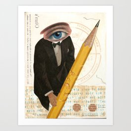 The Project Room Art Print