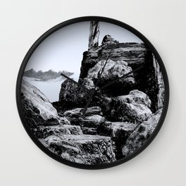 THE OUTPOST Wall Clock