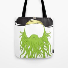 Davy Jones Tote Bag