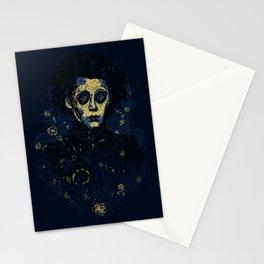 Scarry Night Stationery Cards
