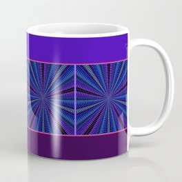 Mesmerized by Blues and Purples Coffee Mug