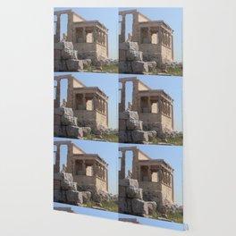 Caryatids (photo) Wallpaper