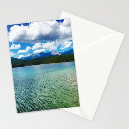 Glorious Eibsee Stationery Cards
