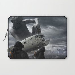 Railgun Wars Laptop Sleeve