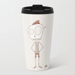Pirato And Craby Travel Mug