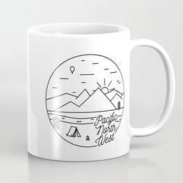 Pacific Northwest 2 Coffee Mug