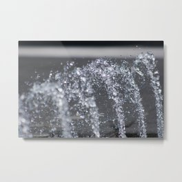Water7 Metal Print