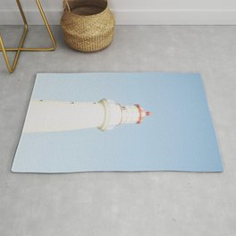 Lighthouse Photography Rug