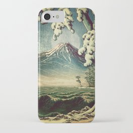 5 Lakes at Moonlight iPhone Case