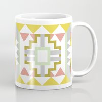 southwest Mugs featuring southwest 2 by BRUTTO
