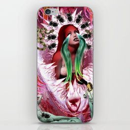 Arachnea Volpe iPhone Skin