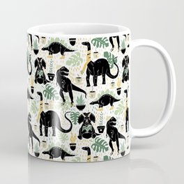 Hipster Dinos Coffee Mug