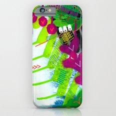 Wave pink Slim Case iPhone 6s