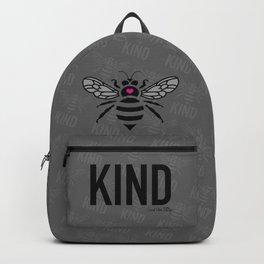 Be Kind - grey Backpack