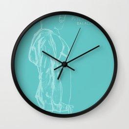 Spring Breakers/Vampire Weekend Wall Clock